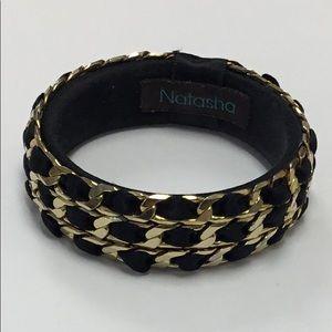 3/$20 Entwined Bangle Bracelet